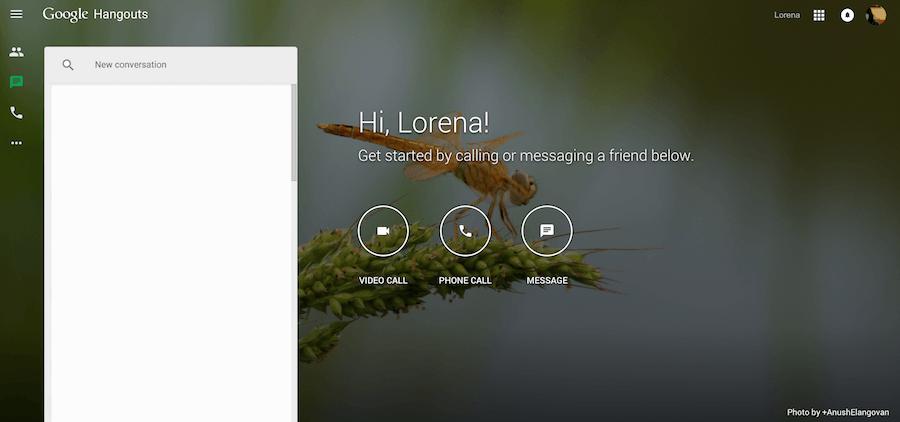Google Hangouts se divorcia de Google+