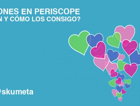 Periscope: ¿para qué sirven los corazones y cómo consigo más?